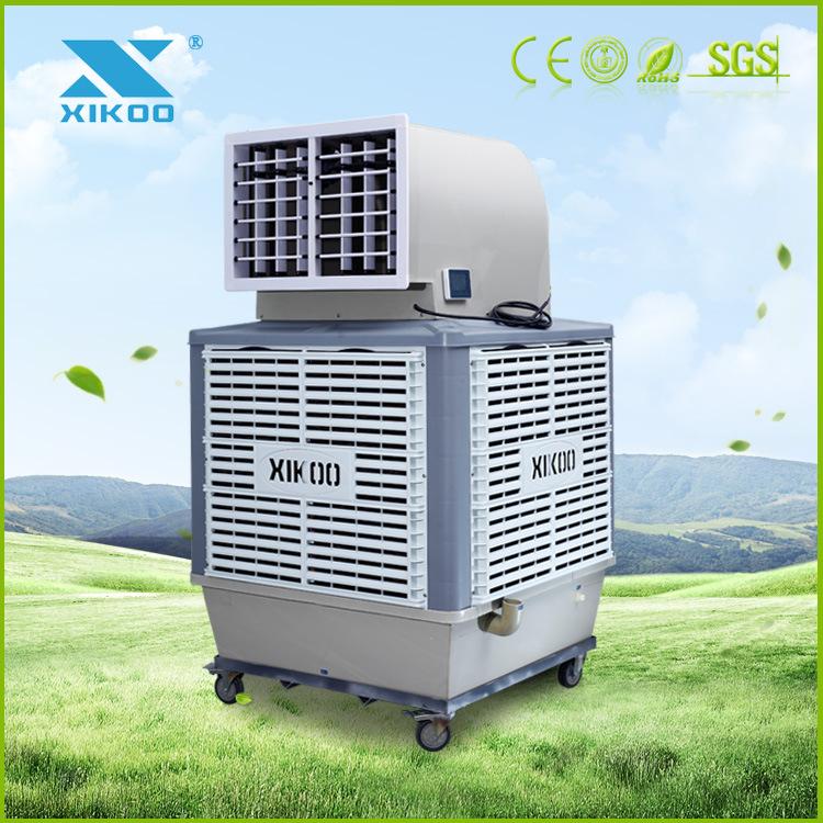 厂家直销12档380V/220V工业空调 超大水箱容量150L移动空调